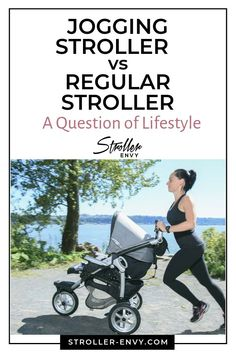 With several types of baby strollers to choose from, it really is a question of lifestyle that will determine the type of stroller you will need. Should you choose a jogging stroller for a workout, or a regular stroller for everyday use? Click on to read up about which would be best for your baby or toddler.  #joggingstroller #strollerstriders #runningstroller #babystroller #babychecklist