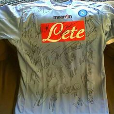 Napoli Calcio (la voglioooooo!!!!!)