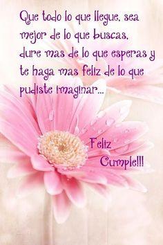 Love you mi niña Spanish Birthday Wishes, Niece Birthday Wishes, Happy Birthday Wishes Cards, Birthday Blessings, Birthday Wishes Quotes, Bday Cards, Happy Birthday Bouquet, Happy Birthday Notes, Happy Birthday Pictures