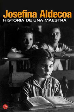 """Libro """"Historia de una maestra"""". http://juliollamasrodriguez.blogspot.com.es/2012/03/historia-de-una-maestra.html?m=1"""