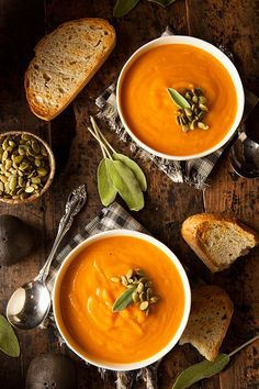 Pumpkin and Red Lentil Soup | 21 Day Fix Containers: 1-1/2 Yellow