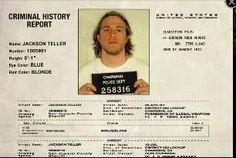 Jax Tellers Criminal History!