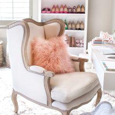 Hello Fashion Blogger's Home Office Makeover