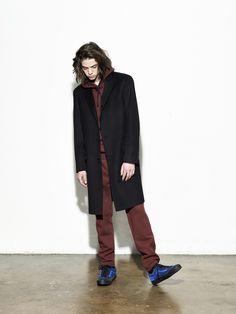 Steven Alan Fall 2016 Menswear Fashion Show