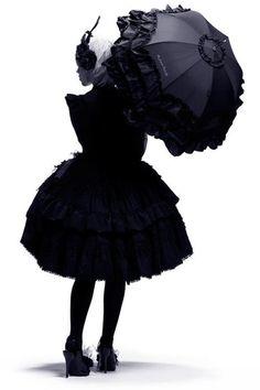 Love a good parasol