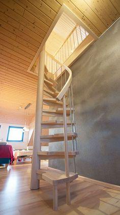 Raumspartreppen (Diy Step Stairs)