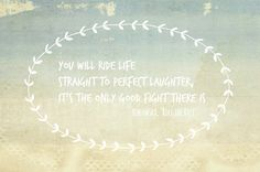 """Perfect Laughter -- Charles Bukowski """"Roll The Dice"""" Print on Etsy, $5.00"""