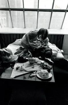 semioticapocalypse:    Will McBride. Breakfast after the carnaval. Berlin, 1960…