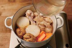 鶏手羽元を入れた絶品「鶏おでん」のレシピご紹介♪【オレンジページ☆デイリー】料理レシピをはじめ、暮らしに役立つ記事をほぼ毎日配信します!