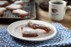 Beignets | Scrumptious and Sumptuous