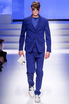 Salvatore Ferragamo | Spring 2014 Menswear Collection | Style.com