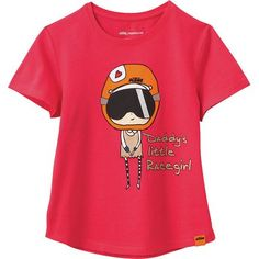 KTM OEM Parts Girl's Racegirls T-Shirt