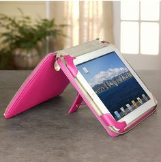 Levenger English iPad Stand    For when I do get an Ipad. (Hope my hubby sees this..Honey? Hello? Honey????)