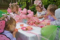 http://bloggingwithboys.blogspot.com/2012/04/mollys-pink-fairy-birthday-party.html