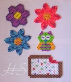 Craft Critique: Craft product reviews, crafty news and crafting events!: Perler Beads and Accessories