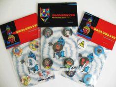 Mrglaubitz 5 pin pack by Mrglaubitz on Etsy, $5.00