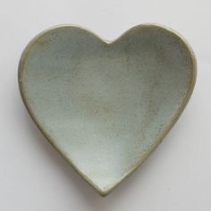 Ring Dish Home Decor handmade hart shape Ring Dish by light4you, ₪41.83