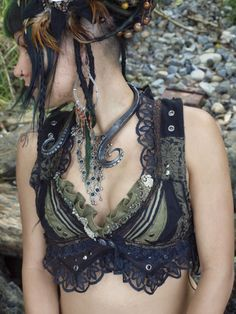 Echocell.bigcartel.com - This is about the necklace but I'm loving the bra design too!