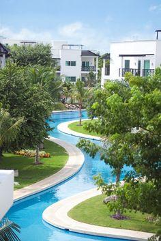 Located near famed Playa del Carmen, the Azul Fives Hotel