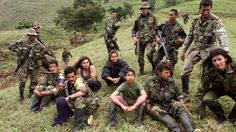 News From Colombia history | FARC bans recruitment of child soldiers