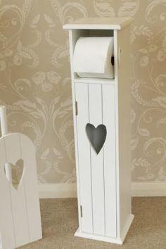 Toilettenpapierhalter Toilettenpapierständer Holz Weiß   H75cm: Amazon.de:  Küche U0026 Haushalt | DIY | Pinterest | Woods
