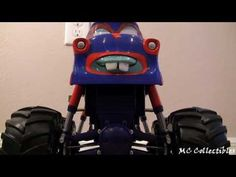 Disney Pixar Cars Lightning McQueen Race Cartoon For Kids - YouTube