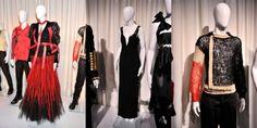 Uma exposição de cem roupas de alta costura retrata a importância do estilo punk na moda http://cicacarvello.com.br/influencia-punk-no-met-em-nova-iork/