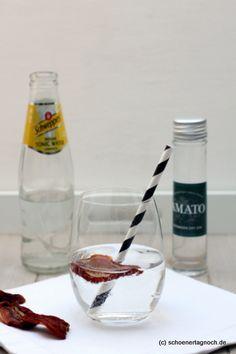 Amato Gin aus Wiesbaden mit getrockneter Tomate