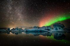 would LOVE to see the aurora borealis again.