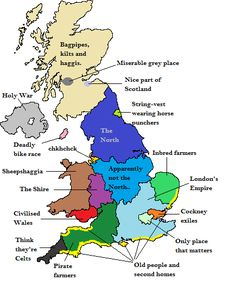 british isles Post with 0 votes and 40476 views. Map Of Britain, Kingdom Of Great Britain, British Memes, British History, Growing Up British, Geography Map, British Things, Historical Maps, Cartography