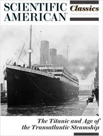The Titanic and Age of the Transatlantic Steamship