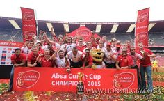 LIONS CURRIE CUP CHAMPIONS 2015 - Google Search