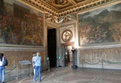 Medici family apartments in Palazzo Vecchio | Monumental Apartments in Palazzo Vecchio