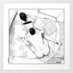 Apollonia Saintclair 547 - 20150209 Les bonnes résolutions (My New Year's resolutions) Sketch # 6-12