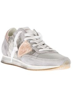PHILIPPE MODEL - lace-up trainer 6
