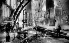 Workshop on the Bridge / Lucian Olteanu / Photographie, Numérique