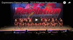 Love a clean high energy jazz production - Rihanna - Expressenz Dance Center