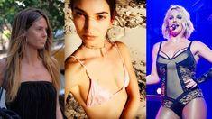 Photoshop versus realita: Jak vypadají krásky ve skutečnosti - Proženy Lily Aldridge, Jane Fonda, Meryl Streep, Heidi Klum, Britney Spears, Barack Obama, Tiramisu, Bikinis, Swimwear