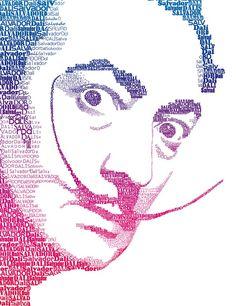 A PARIS ,,,,SALVATORE Dalí, peintre génial ,une expo lui est dédiée au Centre Pompidou du 21 novembre au 25 mars. 200 œuvres sont réunies, foncez !