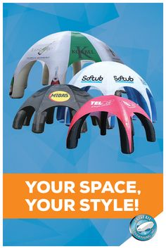 Brand your space like never before with the all new & trendy Inflatable Spider Tents! Available in multiple sizes & fully customizable options. 𝗚𝗲𝘁 𝘆𝗼𝘂𝗿𝘀 𝗮𝘁 𝟮𝟱% 𝗱𝗶𝘀𝗰𝗼𝘂𝗻𝘁 ! 𝗨𝘀𝗲 𝗖𝗼𝗱𝗲 𝗔𝗔𝗔𝟮𝟱𝗢𝗙𝗙 Brand Promotion, Trade Show, Tents, Brand You, Your Space, Best Sellers, Spider, Business Branding, Canopy