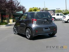 Scion iQ This is such a fun little car to drive