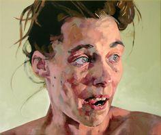 Painting by Hanjo Schmidt