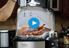 Butterball Electric Turkey Fryer Cooking Chart In 2019