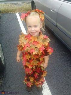 Disfraz de otoño