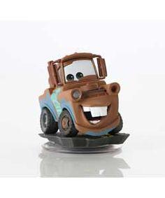 "Disney Infinity Figure - Mater - Disney Interactive - Toys ""R"" Us Disney Cars, Disney Pixar Movies, Walt Disney, Pop Marvel, Figuras Disney Infinity, Disney Infinity Characters, Cars Characters, Baby Shower Niño, Interactive Toys"