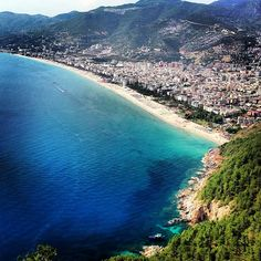 Kleopatra Plajı | Cleopatra Beach şu şehirde: Alanya, Antalya