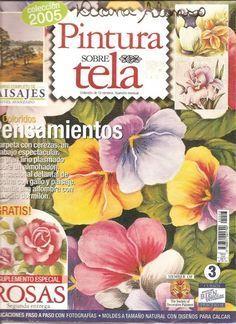 PINTURA EN TELA 3 - terepintecido - Picasa Web Albums...FREE MAGAZINE!!