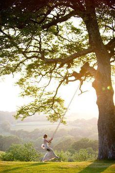 .summer swinging