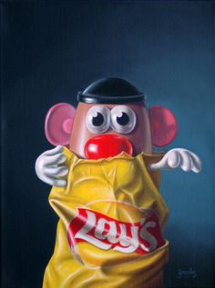George A. Gonzalez | OIL | Caught In The Act