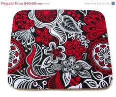 SALE  mousepad / Mouse Pad / Mat round or rectangle  by Laa766, $9.00 chic / cute / preppy / teacher / student / laptop accessory / desk accessory / office decor / graduation / dorm / gift / coworker